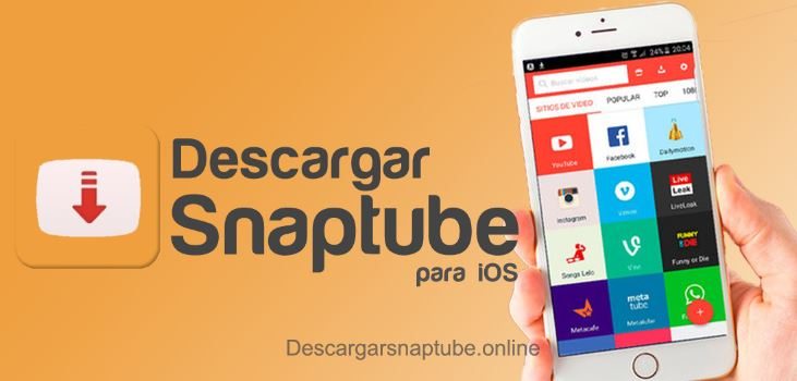 descarga snaptube iphone
